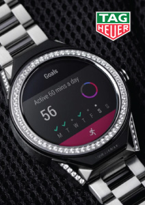 Tag Heuer women's watch