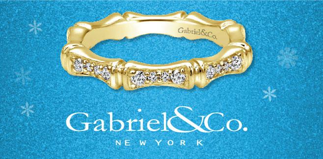 Gabriel and Co Designer Jewelry