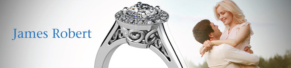James Robert Engagement Rings
