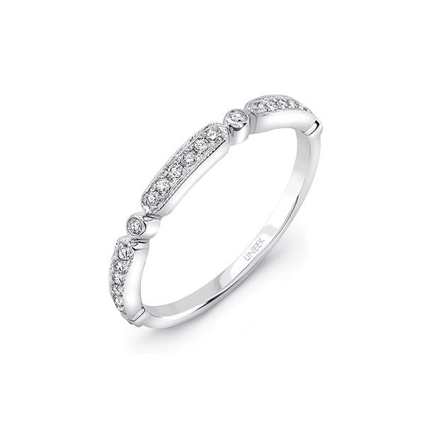 Uneek diamond wedding band