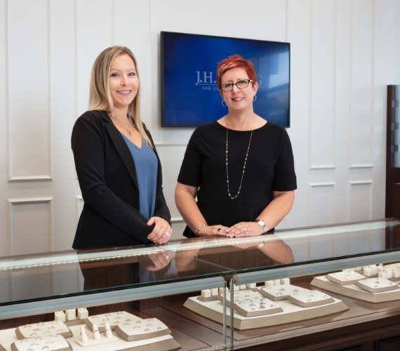 J.H. Young Fine Jewellers Store
