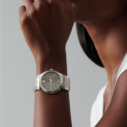 womens watch on the wrist